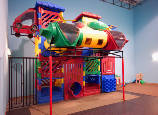 Stunning Indoor Playground For Home Photos - Amazing House ...